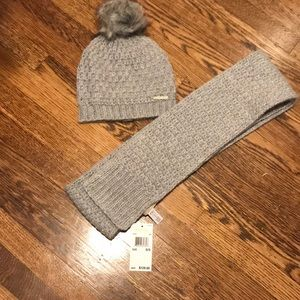 Michael Kors Scarf and Hat